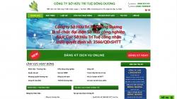 website dịch vụ công ty sở hữu trí tuệ đông dương