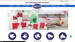 website dịch vụ Công Ty Tnhh Tm Thuốc Thú Y Hoàng Kim