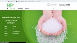website dịch vụ Công Ty TNHH TM Xuất Nhập Khẩu Hợp Phú