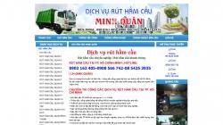 website dịch vụ Rút Hầm Cầu Minh Quân