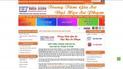 website giáo dục Gia Sư Đại Học Sư Phạm