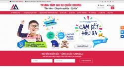website giáo dục Gia Sư Quốc Dương