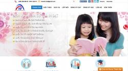 website giáo dục Gia sư Thành Đạt