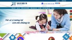 website giáo dục Trung tâm gia sư nhật tân