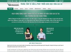 website giáo dục vinagiasu