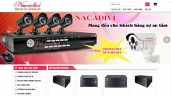 Website linh kiện điện tửCông Ty Sx XnkNacadivi