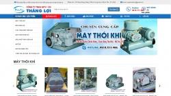 website thiết bị dụng cụ Công ty Tnhh Mtv Cn Thắng Lợi