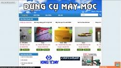website thiết bị dụng cụ Công Ty Tnhh Thiết Bị Saco