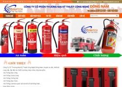 Website thiết bị dụng cụ Công Ty TNHH Thương Mại Kỹ Thuật Công Nghệ Đông Nam